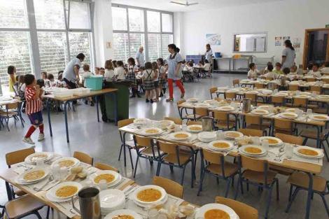 Fampa val ncia pide que aumenten progresivamente los beneficiarios de las becas de comedor - Becas comedor 2017 ...